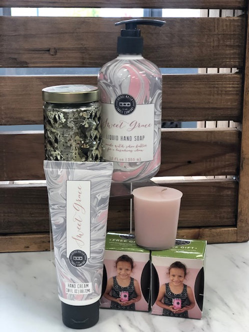 Mother's Day Gift Bundle: Sweet Grace