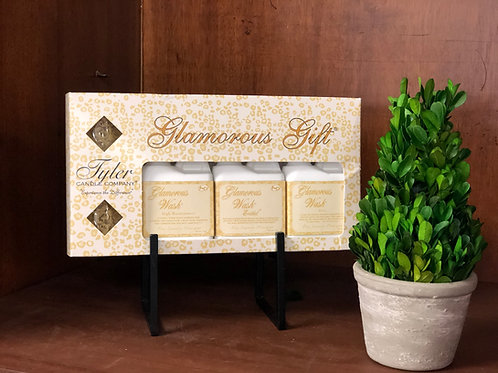 Trio of Detergents by Tyler Candle Company