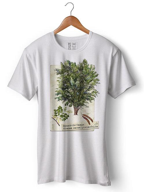 Camiseta - Sansão do Campo - Mimosa caesalpiniaefolia