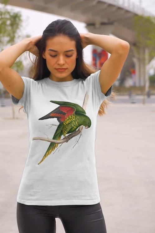 Camiseta - Periquito - Aprosmictus erythropterus