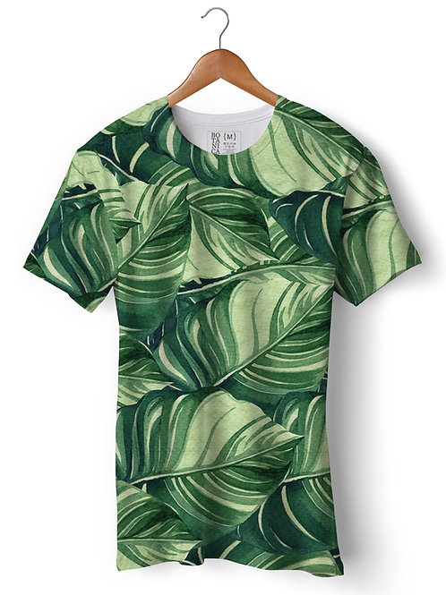 Camiseta DryFit - Jibóia - Epipremnum aureum