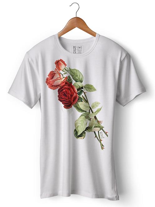 Camiseta -  Ramalhete de Rosas