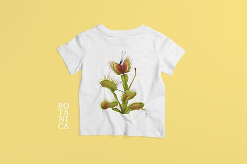 Camiseta Kids - CARNÍVORA