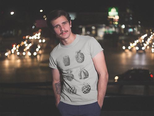 Camiseta - Cactos