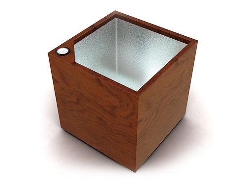 Vaso  Botânica Box 60 - spot-led