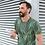 Thumbnail: Camiseta Green-Fit - Folha de Strelitzia reginae