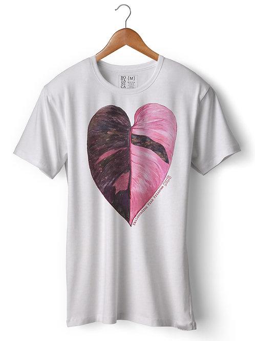 Camiseta -  Philodendron Pink Princess