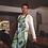 Thumbnail: Avental - Folhas exóticas