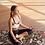 Thumbnail: Tapete de Yoga Botânica - FLORESTA DE COGUMELOS