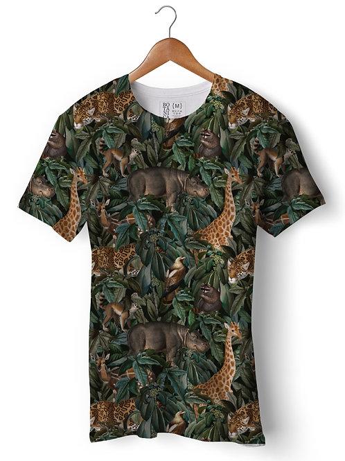 Camiseta Dry Fit - Fauna e Flora