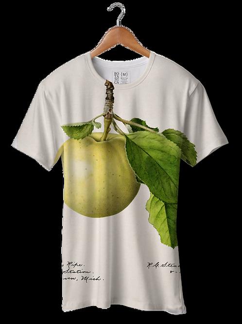 Camiseta Dry Fit - Maça Verde