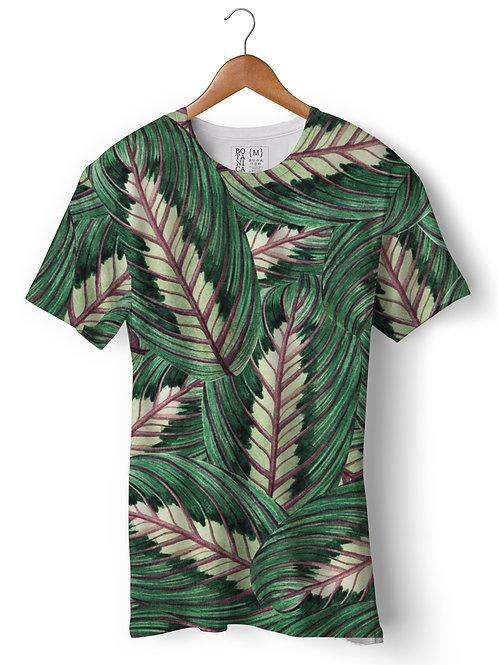 Camiseta Green-Fit - Maranta leuconeura