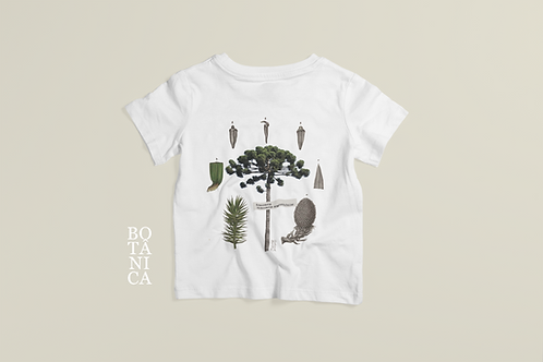 Camiseta Kids - ARAUCÁRIA