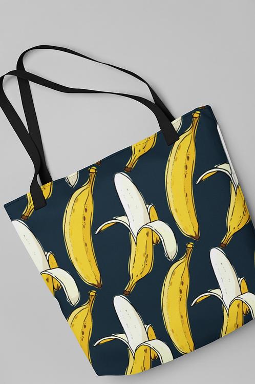 """Bolsa Shop Bag - Bananas de Warhol """"SQN"""""""