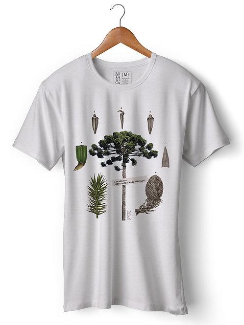 Camiseta ARAUCÁRIA