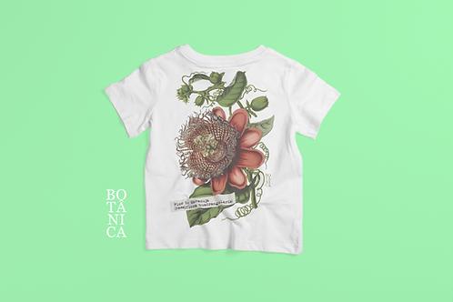 Camiseta Kids - PASSIFLORA