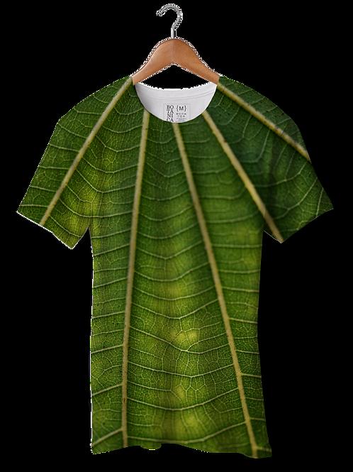 Camiseta Dry Fit - Nervura Foliar