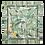 Thumbnail: Panneaux Botânico -  Crepe - 1,42 x 1,52 M