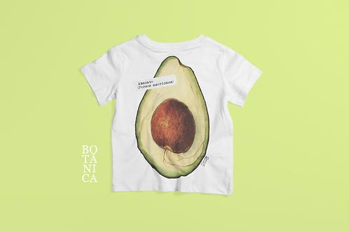 Camiseta Kids - ABACATE