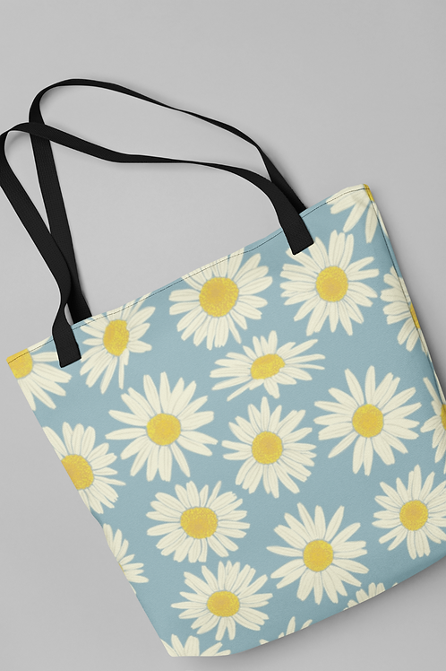 Bolsa Shop Bag - Margaridas