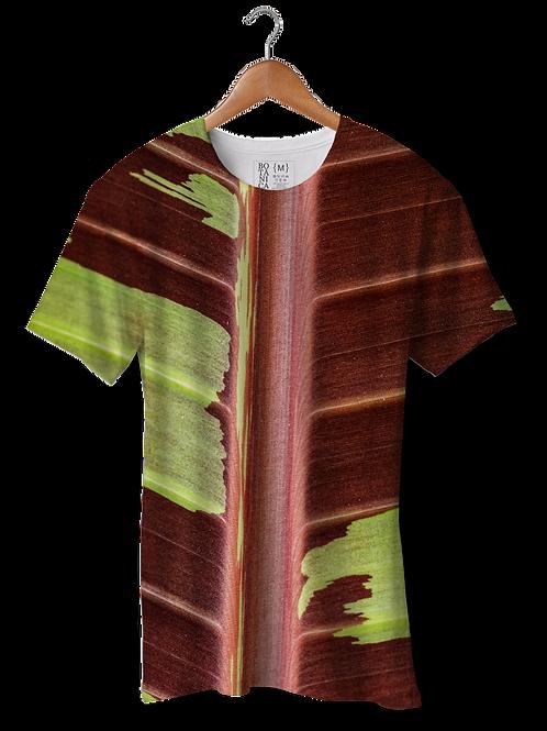 Camiseta Dry Fit - Folha de Bananeira