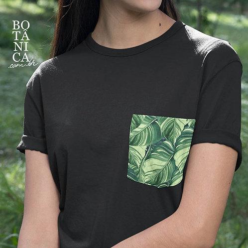 Camiseta Bolso - Jiboia