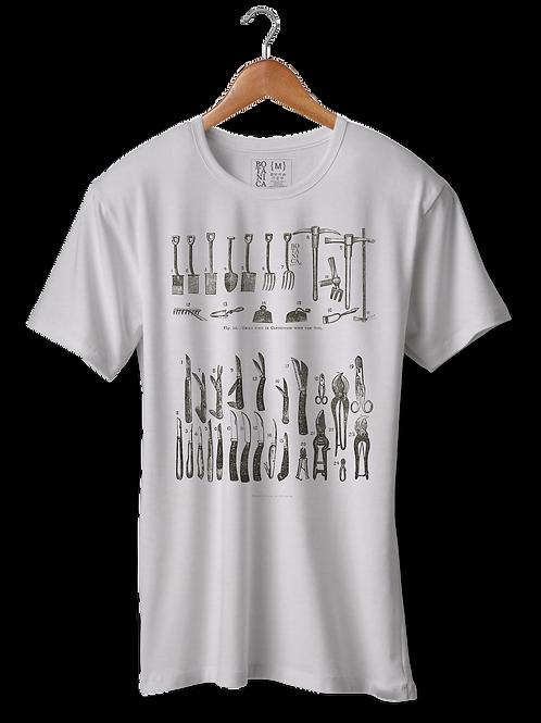 Camiseta Ferramentas de jardinagem 2