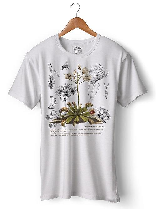 Camiseta Carnívora - Dionaea muscipula