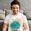 Thumbnail: Camiseta ABSTRATO DE SUCULENTA