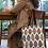 Thumbnail: Bolsa Shop Bag - Folhas de Outono