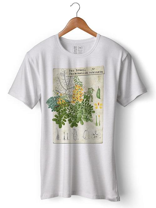 Camiseta - Pau Brasil