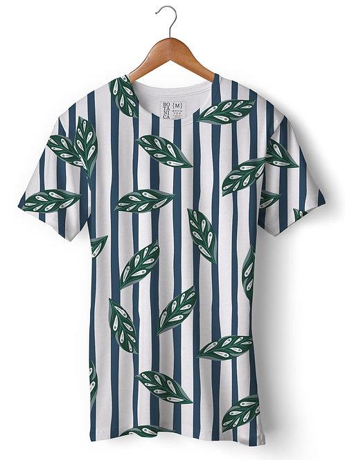 Camiseta Green-Fit - Folha de Maranta