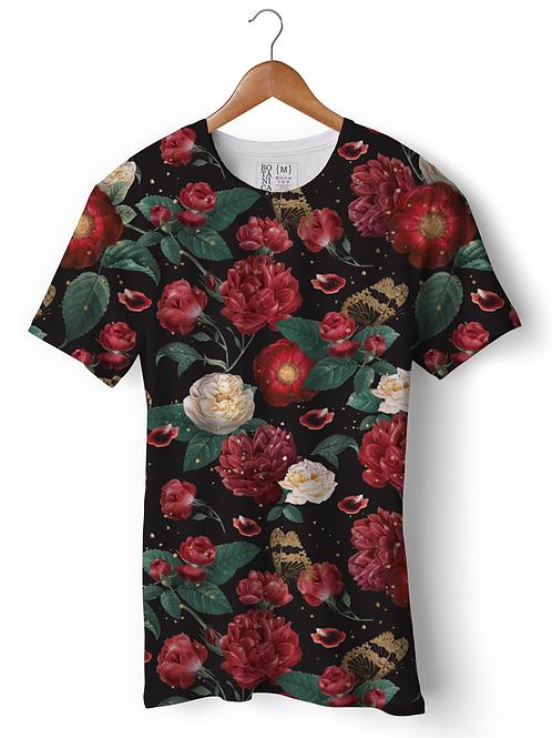 Camiseta Green-Fit - Rosa Cigana