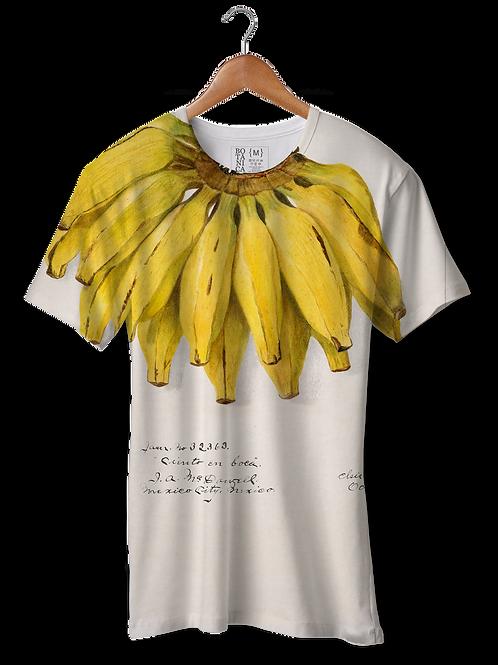 Camiseta Green-Fit - Banana