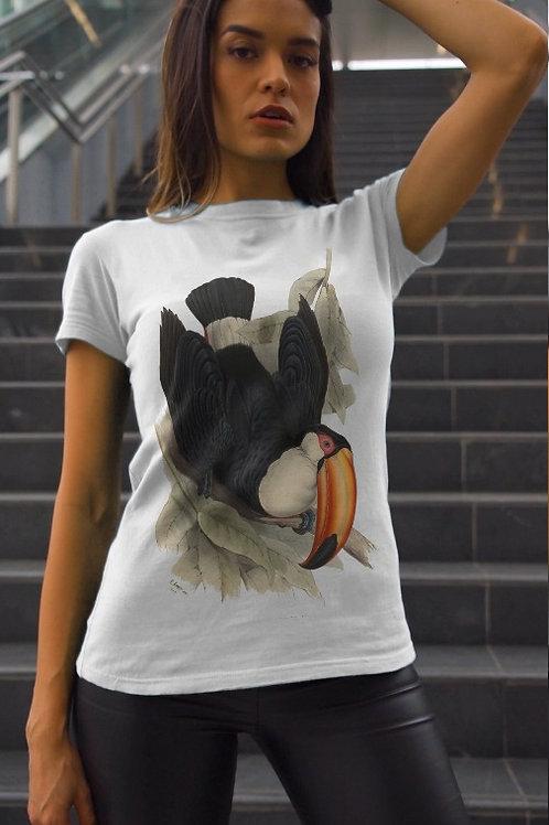 Camiseta - Tucano - Ramphastos toco