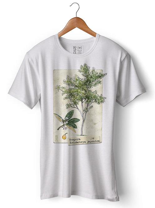 Camiseta - Nespera - Eriobotrya japonica