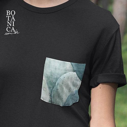 Camiseta Bolso -Cactos