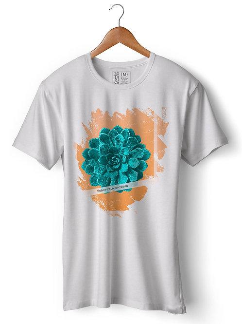 Camiseta ABSTRATO DE SUCULENTA