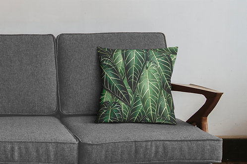 Almofada - Antúrio Rainha - Anthurium warocqueanum