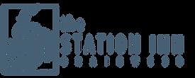 Station Inn - Horizontal - blue - Braidw
