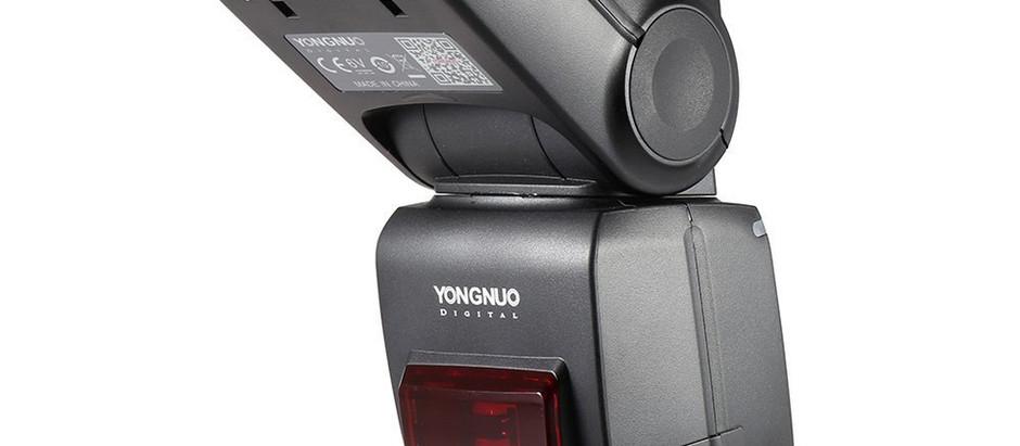 YN 660 Speedlite review