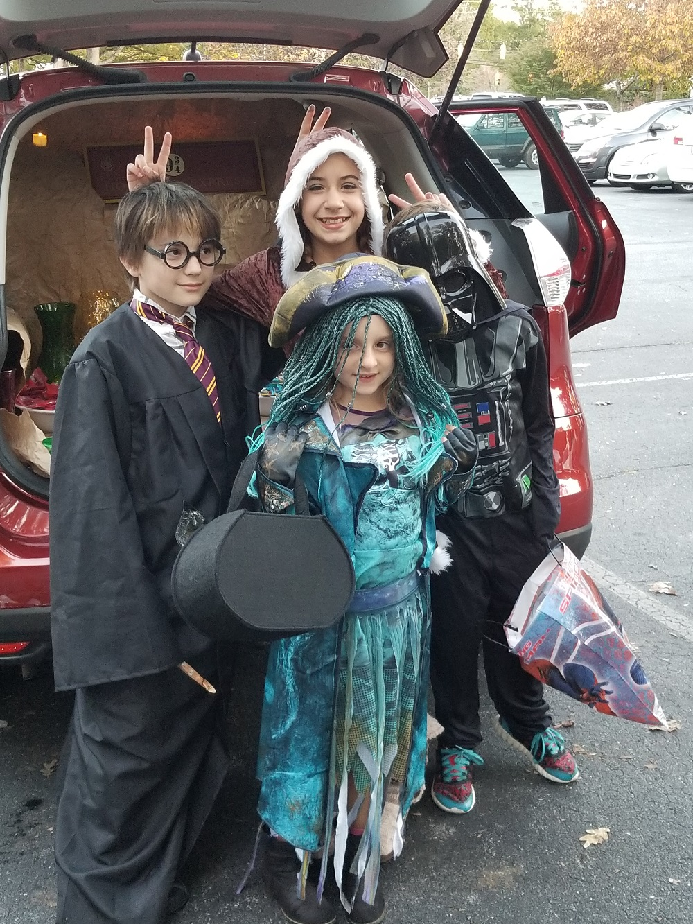 trunk or treat 4b