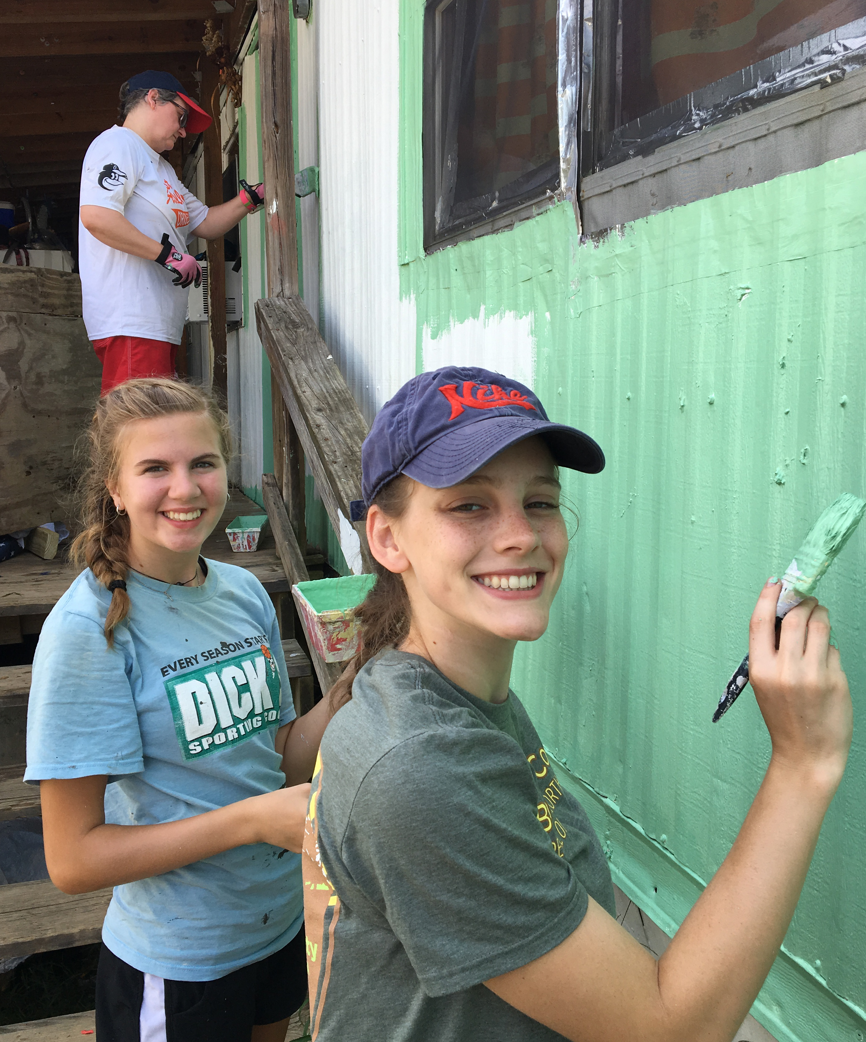 Kelley and Renna Mission Trip 2017