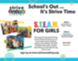 STEAM for girls_Tinkerspace STEAM Saturd