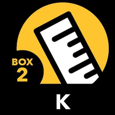 Summer Math Bundle Kindergarten Box 2