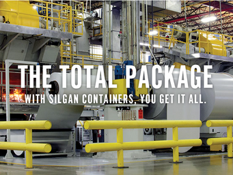 Silgan Containers Opens Lehigh County, Pennsylvania, Manufacturing Plant