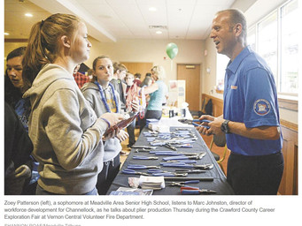 Career Fair offers area students a look at their potential future