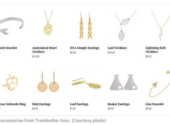 This Philly designer wants to fight the gender gap with STEM jewelry