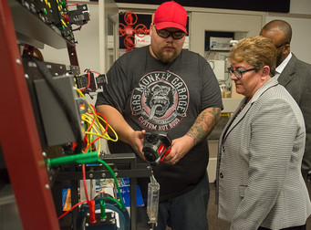 Penn College to Sponsor Apprenticeship Programs