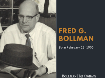 Bollman Hat Turns 150!